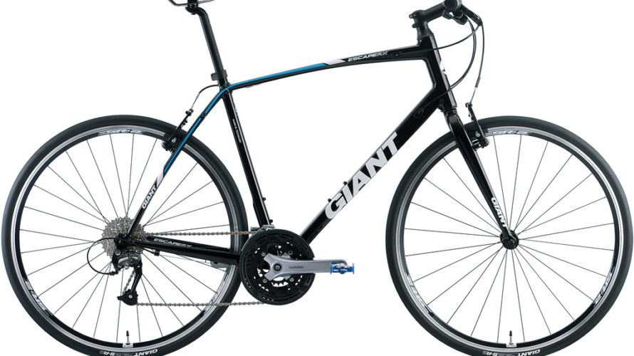 GiantのクロスバイクEscapeRX3とRX2の違い、購入するならどっち?