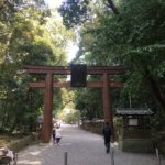 日本最古の神社、奈良の石上神宮に行ってみました